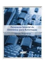 Estudo Prospectivo Setorial – Eletrônica para Automação - ABDI