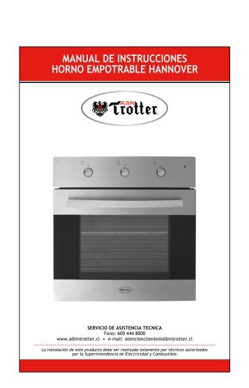 horno at-e hannover - Albin Trotter