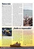 Informe especial Prestige, Mareas Negras ¡Nunca Más! - Ceida - Page 2