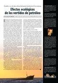 Informe especial Prestige, Mareas Negras ¡Nunca Más! - Ceida - Page 3