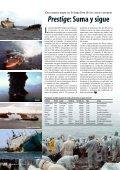 Informe especial Prestige, Mareas Negras ¡Nunca Más! - Ceida - Page 4