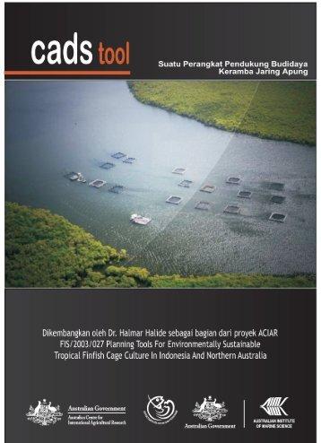 Balai Riset Perikanan Budidaya Air Payau - Data Centre - Australian ...