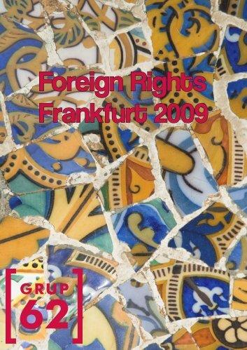 Grup62_FRANKFURT bookfair 2009.indd