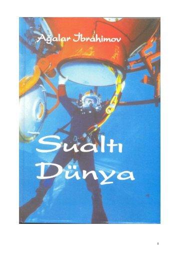 Sualtı dünya [Mətn] - Azərbaycan Milli Kitabxanası