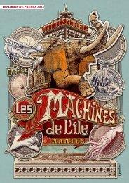 DOSSIER DE PRESSE 2009 - Les Machines de l'île