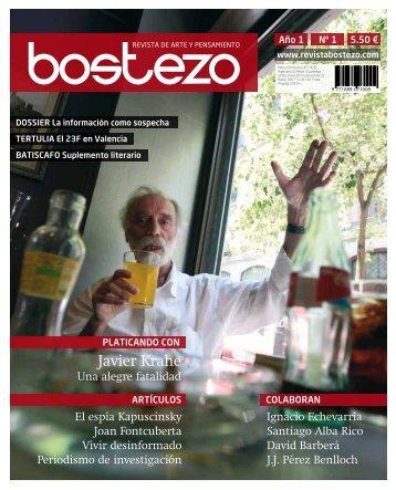 Javier Krahe - Bostezo
