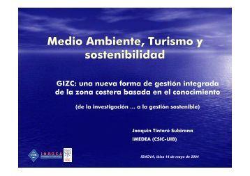 de les Illes Balears - D+i GIZC