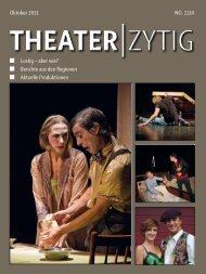 Ausgabe 1110.pdf - Theater-Zytig