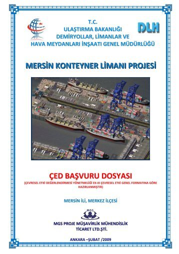 Mersin Konteyner Limanı Projesi - Interport.com.tr