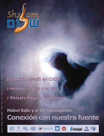 Enero - Revista Shalom