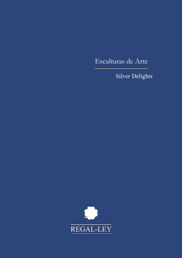 Descarga aquí nuestro catálogo de Esculturas - Regal Ley