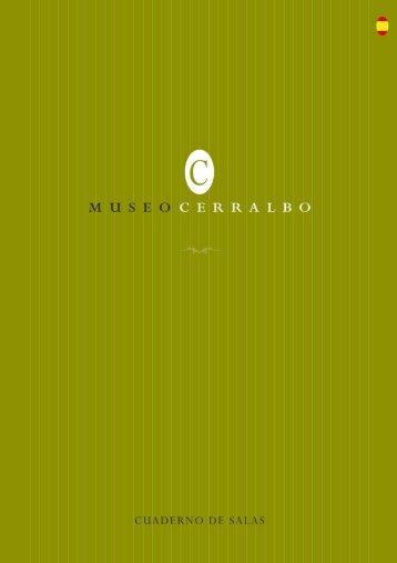 Cuaderno de Salas en español - Museo Cerralbo