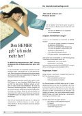 BEMER® - NEWSLETTER - Well2you - Seite 6