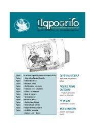 Ippogrifo 2002:Ippogrifo 1/2002 - Comune di Jesi