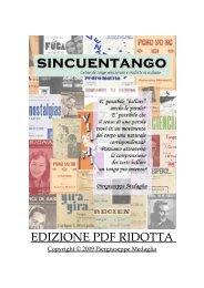 Questa raccolta riunisce i testi nella - Alma Portena - Tango ...
