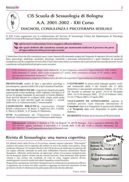 Incontri e-mail sito consulenza