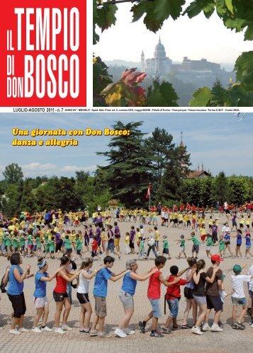 Una giornata con Don Bosco: danza e allegria - Colle Don Bosco