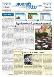 Agricoltori preoccupati - Webdiocesi