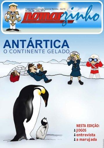 ANTÁRTICA - Marinha do Brasil