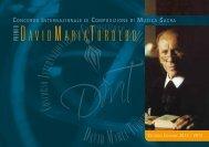 Download del bando di concorso - Premio David Maria Turoldo