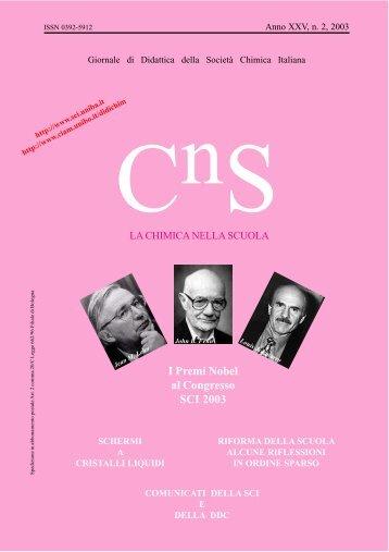 2 - Società Chimica Italiana