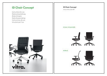 ID Chair Concept - Vitra