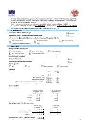 Questionario 2011 - Aiba