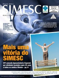 Mais uma vitória do SIMESC - Sindicato dos Médicos do Estado de ...