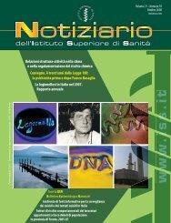 Notiziario ISS Vol 21, N°10, 2008 - Legionella
