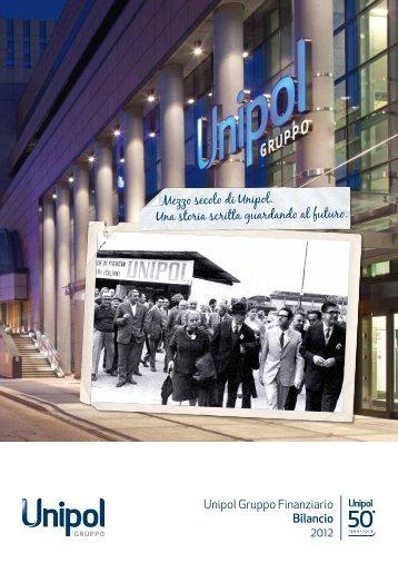 Bilancio Civilistico 2012 - Unipol