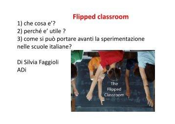 Flipped classroom (S. Faggioli) - Iissgravina.It