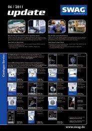 edizione 06 / 2011 SWAG update