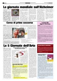 Ritagli stampa 2011 2012 - Liceo Classico Amedeo di Savoia
