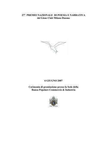libretto in formato .pdf - Milano Duomo