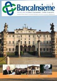 Giugno 2006 - BCC Banca Centropadana Credito Cooperativo