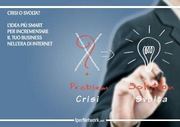 Scarica la presentazione in PDF! - Ipernetwork - IperNetwork.net