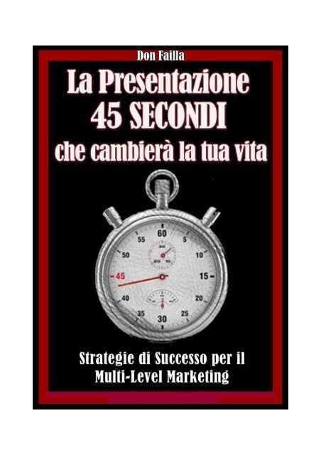 45 Secondi Don Failla Pdf