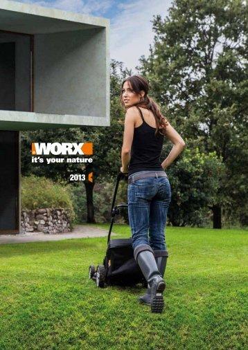 Catalogo Worx - FIABA Srl