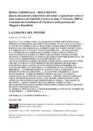La Giostra del Potere.pdf - La Giusta Informazione 2