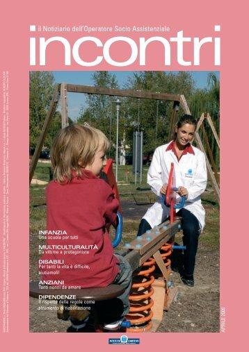 INCONTRI Aprile 2009 - Istituto Cortivo
