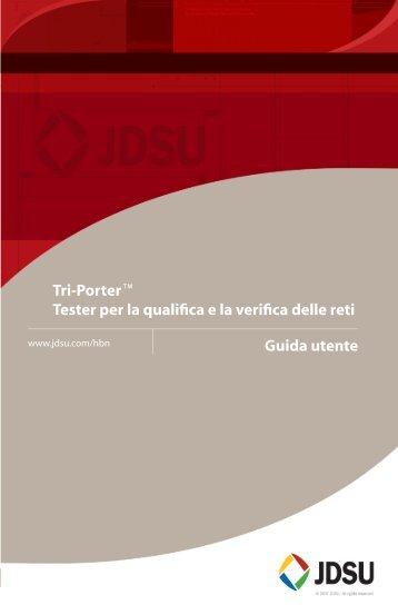 Tri-Porterf - JDSU