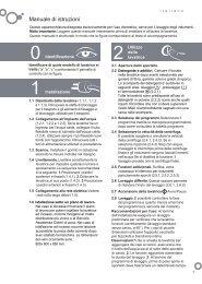 Manuale di istruzioni - sangiorgio elettrodomestici