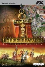 Imperivm - La Guerra Gallica - FX Interactive