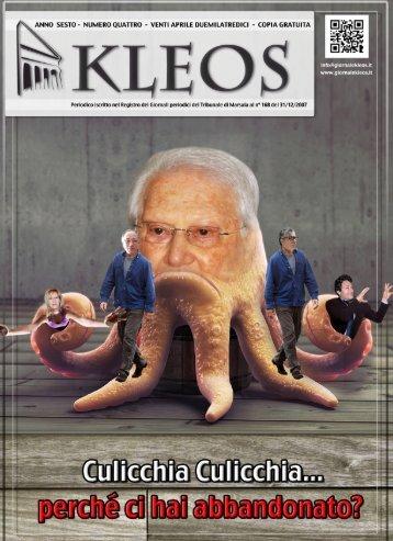 Scarica il PDF - Giornale Kleos