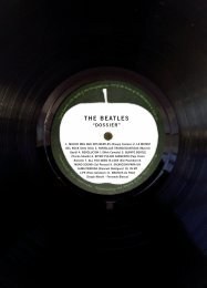 THE BEATLES - Revista La Central
