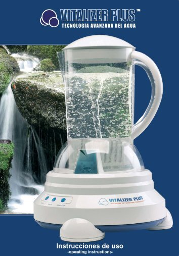 Vitalizer Plus - Hexagonal water generate system system