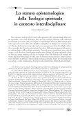Mysterion - Rivista di Ricerca in Teologia Spirituale - Page 3