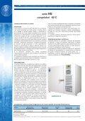 congelatori -85 serie hs - Micro Lab Equipment Srl - Page 6