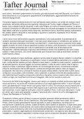 Restaurare e ricostruire: problematiche del dopo ... - Tafter Journal - Page 2