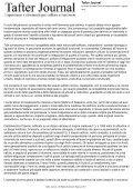Restaurare e ricostruire: problematiche del dopo ... - Tafter Journal - Page 3